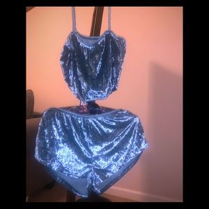 Babydoll Lingerie 2 piece camisole